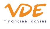 VDE financieel advies